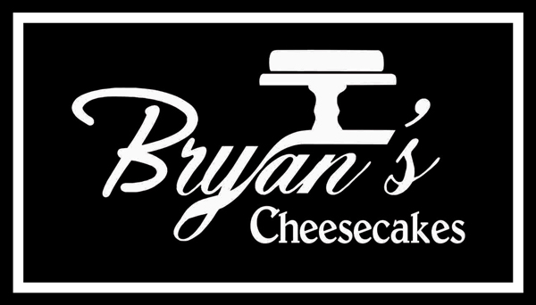 Bryan's cheesecakes logo black