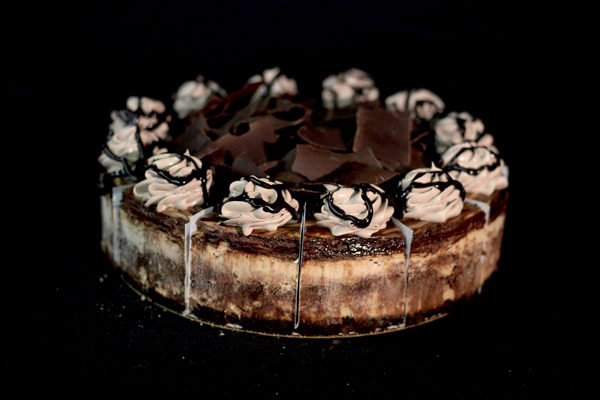 Chocolate Extreme Cheesecake