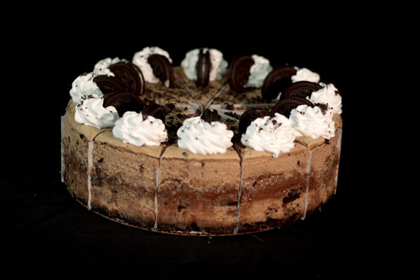 Cookie Explosion Cheesecake