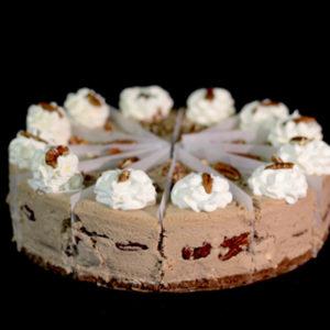 Keto Diet Chocolate Pecan Cheesecake mineola tx