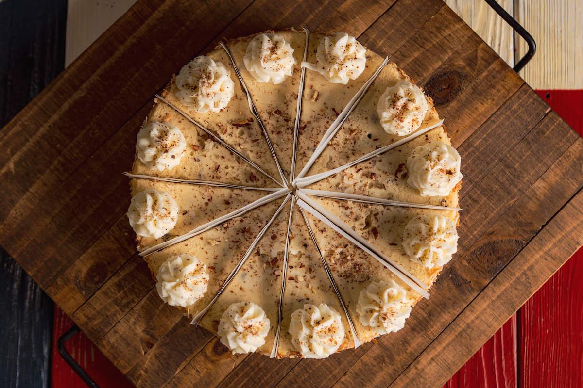 italian cheesecake